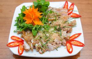 Món thịt thỏ giòn mềm, thơm phức - cách làm thịt thỏ rán